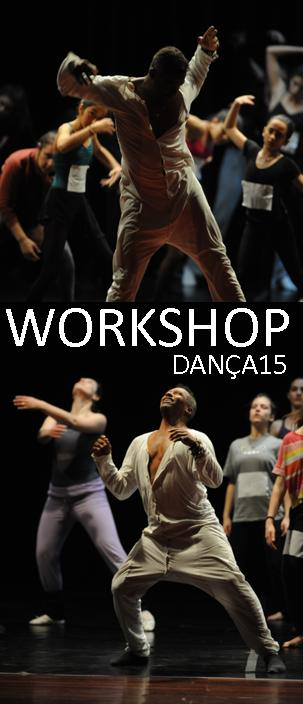 Workshop DANÇA15